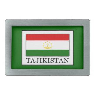 Tajikistan Belt Buckle