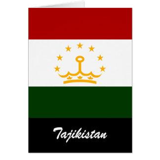 Tajikistan Greeting Cards