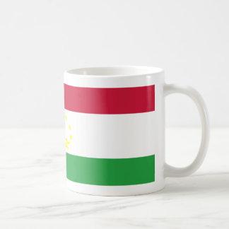 Tajikistan Flag Coffee Mug