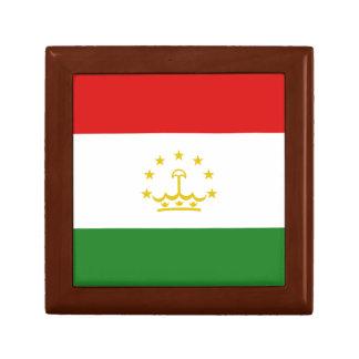 Tajikistan Flag Gift Box
