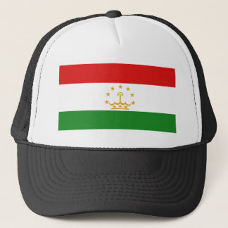 Tajikistan Flag Hat