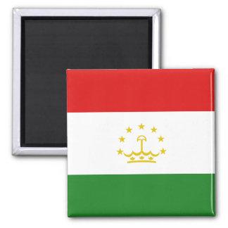 Tajikistan Flag Magnet