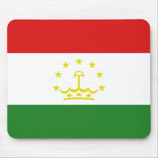 Tajikistan Flag Mousepad