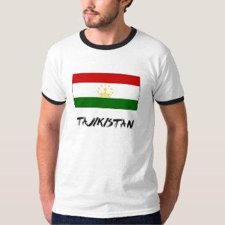 Tajikistan Flag T-Shirt