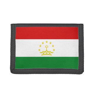 Tajikistan Flag Wallet