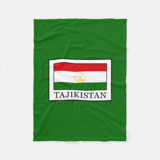 Tajikistan Fleece Blanket