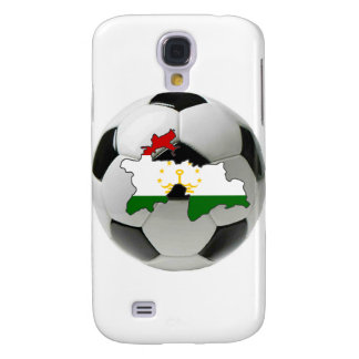 Tajikistan football soccer galaxy s4 case
