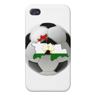 Tajikistan football soccer covers for iPhone 4