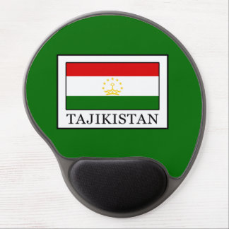 Tajikistan Gel Mouse Mat