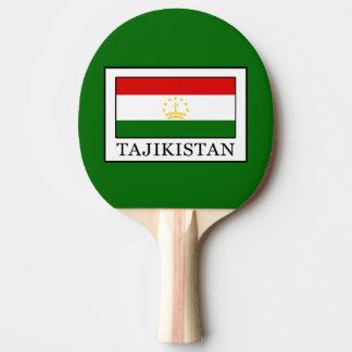 Tajikistan Ping Pong Paddle