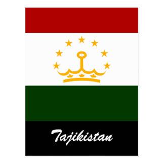 Tajikistan Post Cards