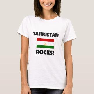 Tajikistan Rocks T-Shirt