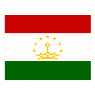 Tajikistan, Syria Post Card