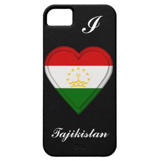 Tajikistan Tajikistanese Flag iPhone 5 Case