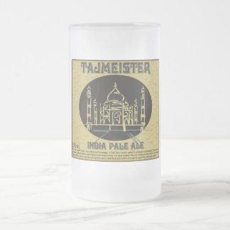 Tajmeister Cup/Mug Frosted Glass Mug
