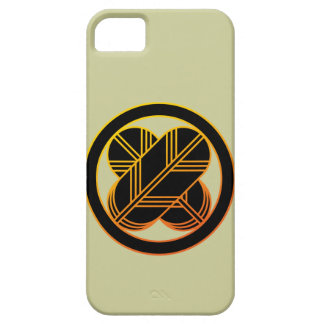 Taka1 (Gold Line) Case For The iPhone 5