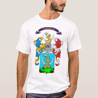 Takacs Family Hungarian Coat of Arms T-shirt