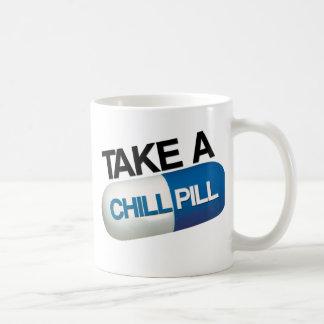 Take a Chill Pill Coffee Mug