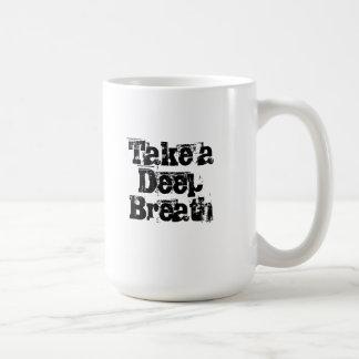 TAKE A DEEP BREATH openspacez.com mug