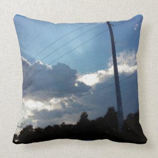 Take a deep breath & relax cushion