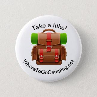 Take a hike! Button
