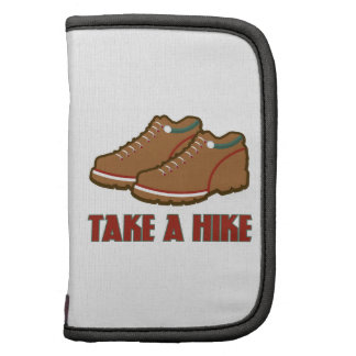 Take A Hike Folio Planner