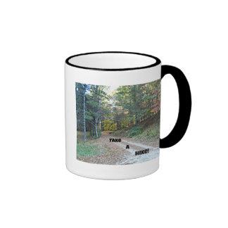 Take a Hike! Coffee Mugs