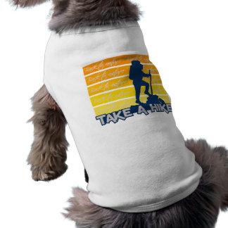 Take a hike pet clothing