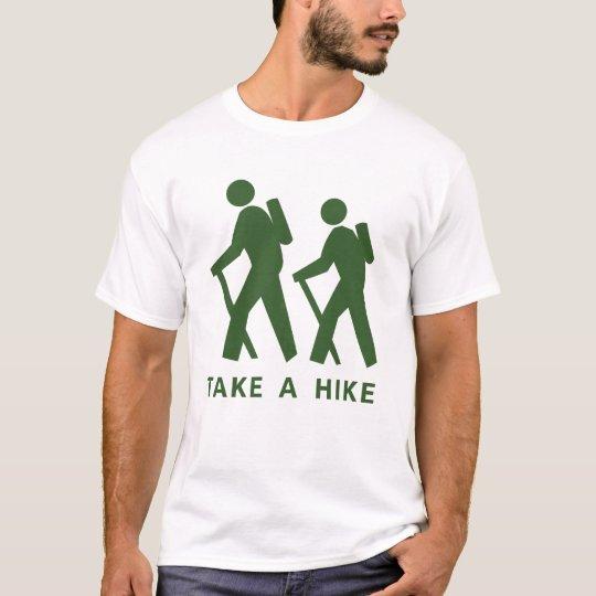 Take a Hike Ringer T-Shirt
