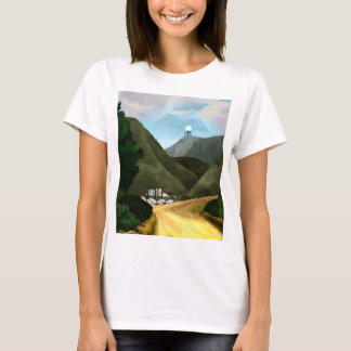 Take a hike. Women's Basic T-Shirt