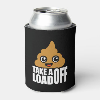 Take a Load Off Can Cooler