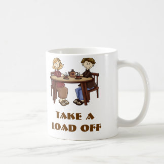 Take a Load off Coffee Mug