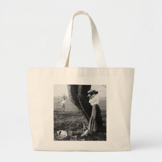 Take A Mulligan 1906 Canvas Bag