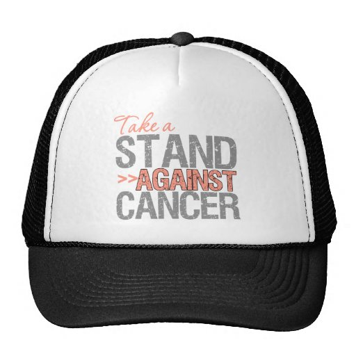Take a Stand Against Cancer - Endometrial Cancer Mesh Hats