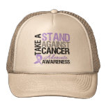 Take a Stand Against Cancer Mesh Hat