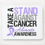 Take a Stand Against Cancer Mouse Pad