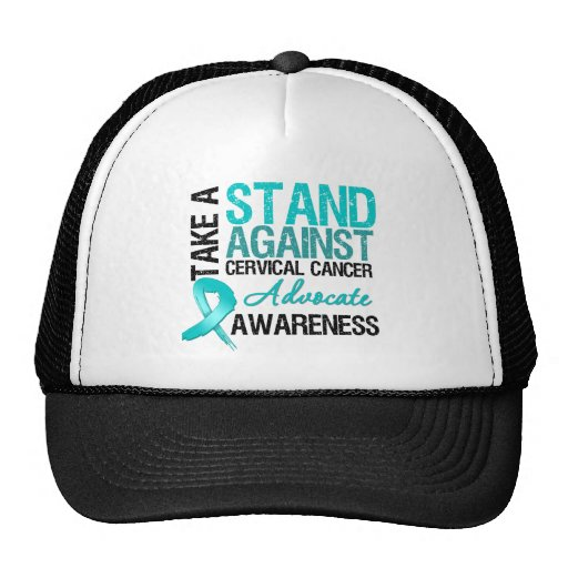 Take a Stand Against Cervical Cancer Hats