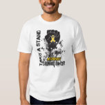 Take a Stand Against Childhood Cancer Tee Shirt