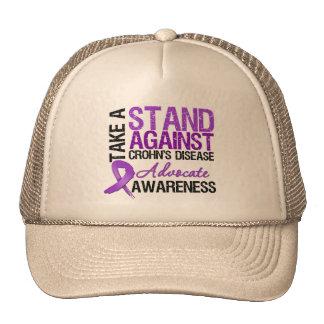 Take a Stand Against Crohn's Disease Mesh Hats