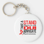 Take A Stand Against DUI Keychain