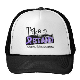 Take a Stand Against Hodgkins Lymphoma Cap