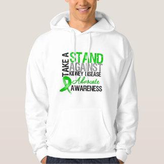 Take a Stand Against Kidney Disease Hoodie