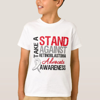 Take a Stand Against Retinoblastoma Tee Shirts