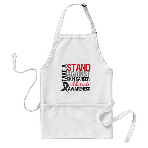 Take a Stand Against Skin Cancer Apron