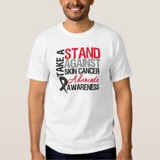 Take a Stand Against Skin Cancer Tshirts