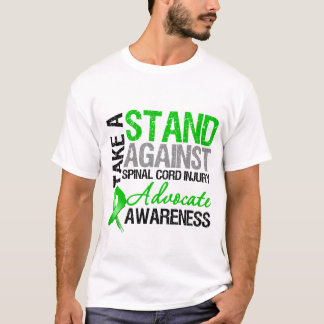 * Take a Stand Against Spinal Cord Injury T-Shirt
