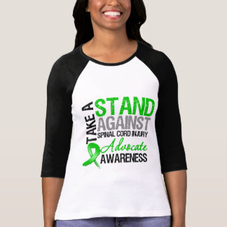 * Take a Stand Against Spinal Cord Injury Tshirt