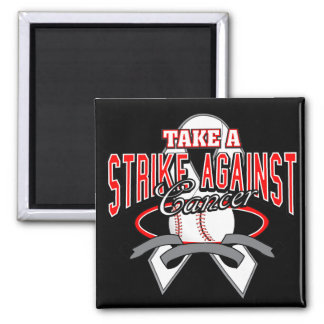 Take a Strike Against Lung Cancer Magnets