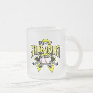 Take a Strike Against Sarcoma Mugs