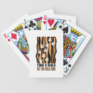 Take A Walk On The Wild Deck Of Cards